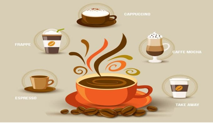 TIPOS DE CAFE - Conozca las 7 variaciones más destacadas