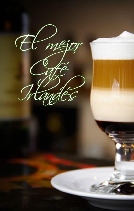 CAFE IRLANDES - Fusión de sabores estilo Irish