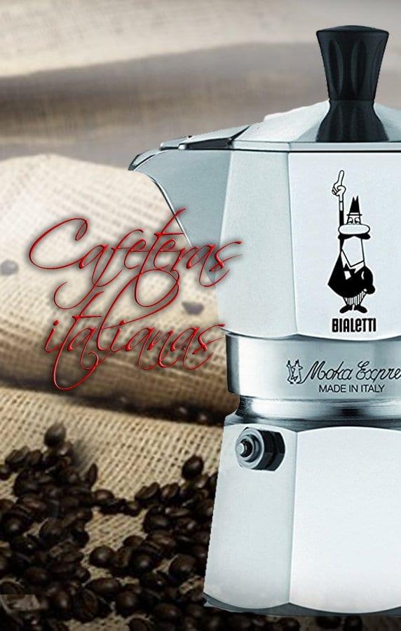 Cafetera italiana - Una técnica premium desde 1933