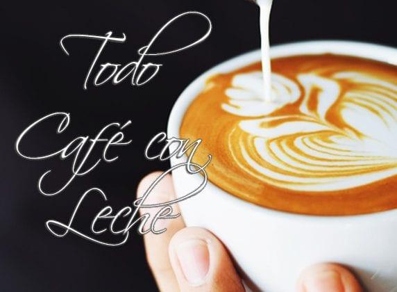Como Hacer Café con Leche