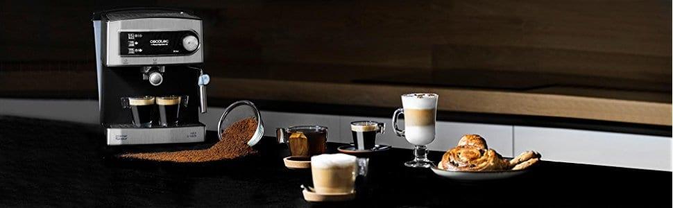 Cecotec Power Espresso, FOREXPROS CAFE