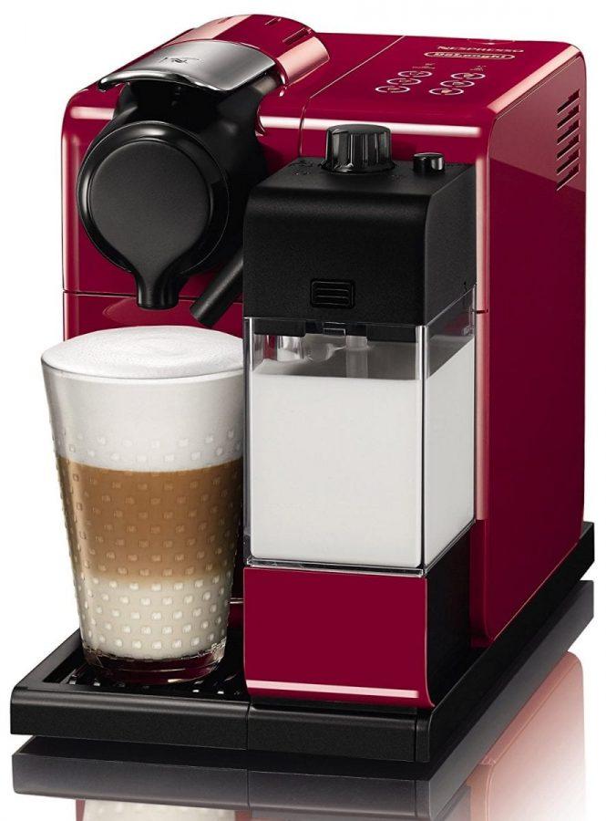Nespresso DeLonghi Lattissima Touch EN 550R