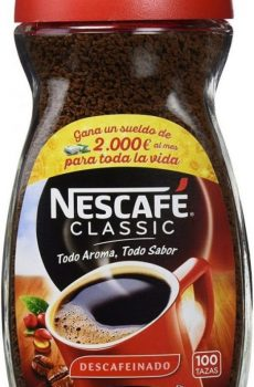 Nescafé Classic Descafeinado