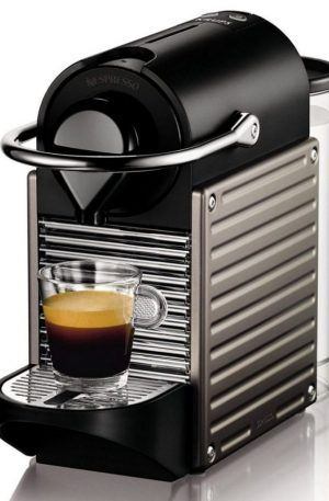 Eliminar término: Nespresso Krups Pixie XN 3005-Cafetera de cápsulas Nespresso Krups Pixie XN 3005-Cafetera de cápsulas, FOREXPROS CAFE