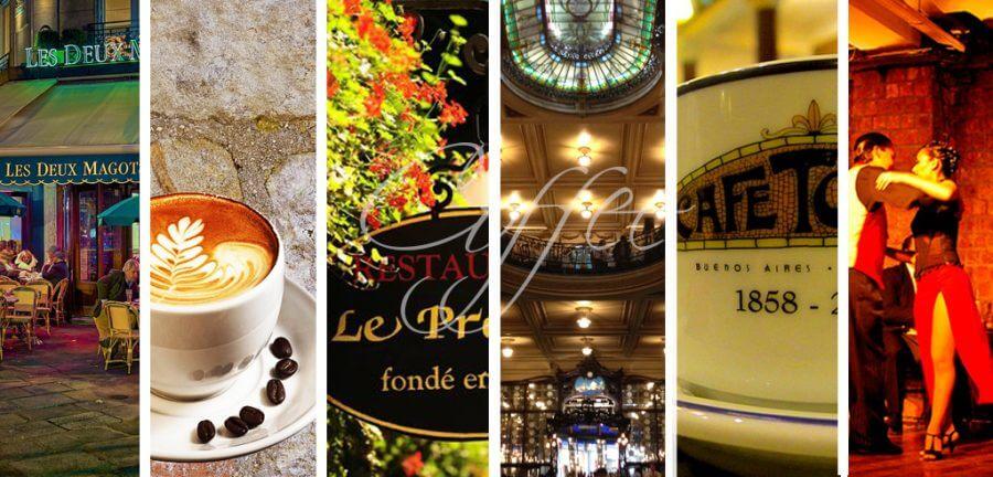 Que es un Café Literario - Todo Sobre el Mundo del Café y las Letras