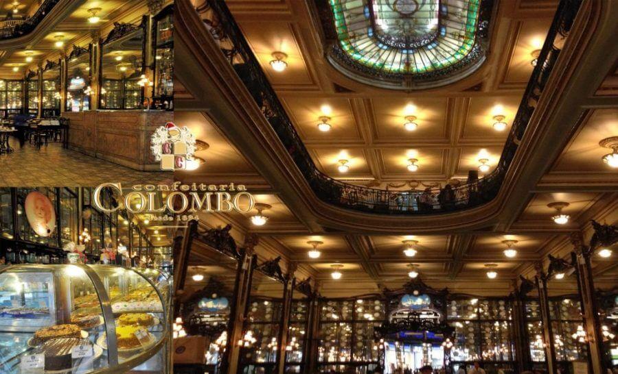 Visite las mejores cafeterías del mundo, Café a Brasileira , Els Quatre Gats, Les Deux Magots, Café Majestic, Café Florian, Café Tortoni, Café Gijón, Maison Bertaux, Café Central, Confeitaria Colombo, New York Café, forexpros cafe