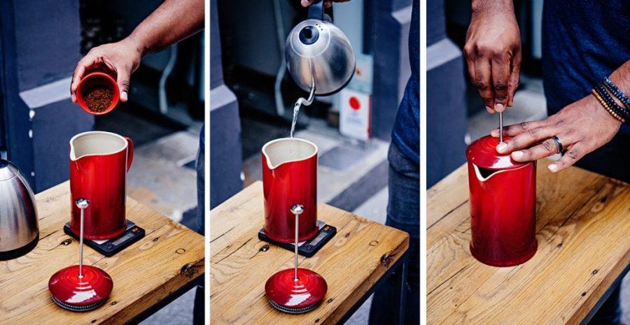 Mr. Coffee, forexpros cafe, Le Creuset, Bodum Chambord, Prensa Francesa, Espro P7, KitchenAid