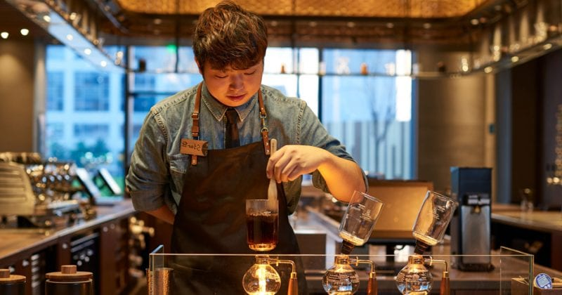 El valor del Mercado Local del Café en China Impresiona!