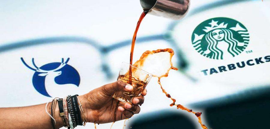 cafe luckin coffe, cafe starbucks, cafe en china, los mejores cafe de china, bolsa de valores del cafe chino