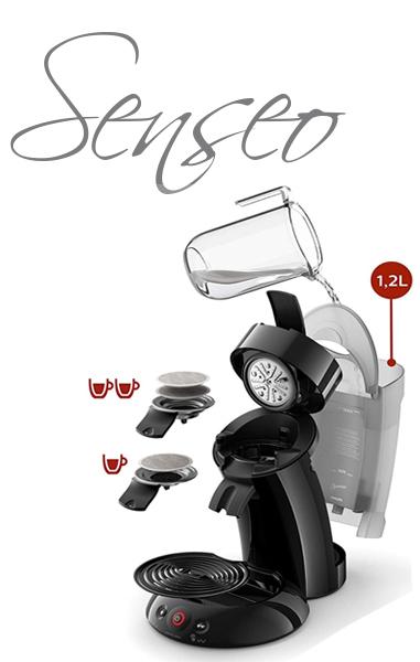 cafeteras senseo, philips senseo, mejor cafetera, krups senseo, maquina de cafe senseo