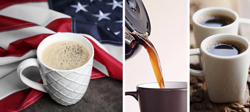 Cómo acercarse más al Café Americano alrededor del Mundo