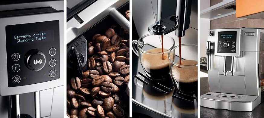 Mejores Cafeteras De'longhi Automáticas