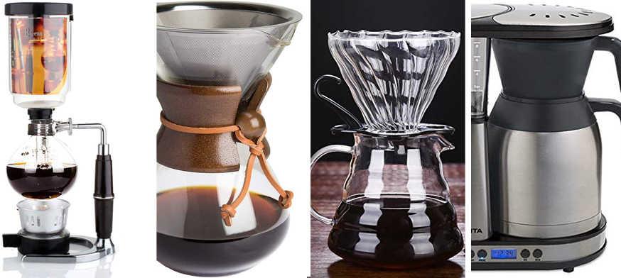 El Mejor Equipo para Preparar Café en Casa