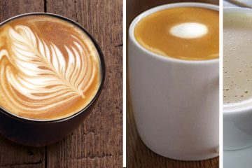 Latte vs Flat White, flat white coffee, flat white cafe, flat white starbucks, flat white dolce gusto