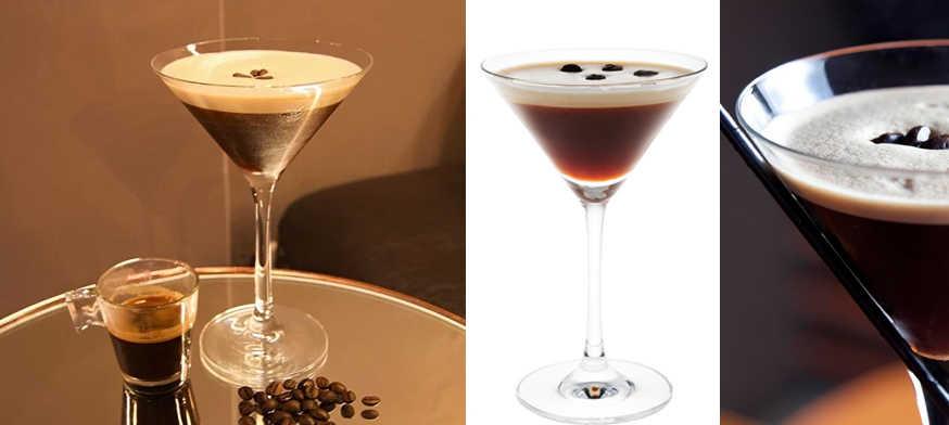 Los Mejores Cócteles de Café, cold brew, cocktail café, tragos con café, mejores tragos con café