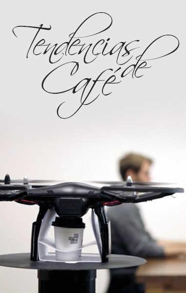 Tendencias del Café, tecnologia y cafe, cafe 2020