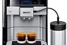 Cafetera Automática Negro 1,7L Siemens