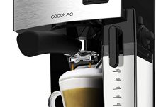 Cafetera Express Automática Cecotec