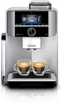 Cafetera Automática Negro Siemens