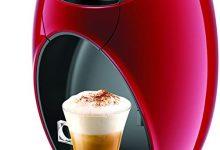 Máquina Café Automática Rojo DeLonghi