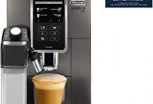 Cafetera Expreso Automática Titanio DeLonghi