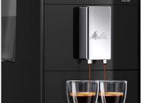 Cafetera Automática con Molinillo Silencioso Melitta